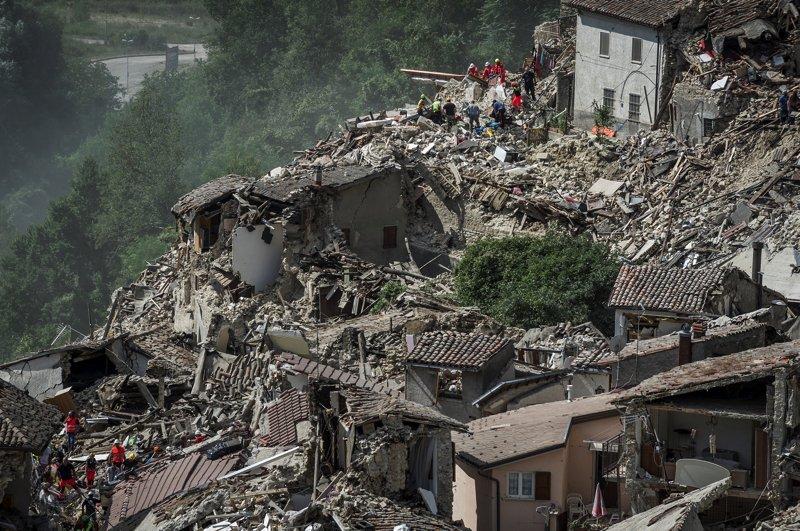 Andrea Ranocchia Onlus e Christian Vieri insieme per le vittime del terremoto