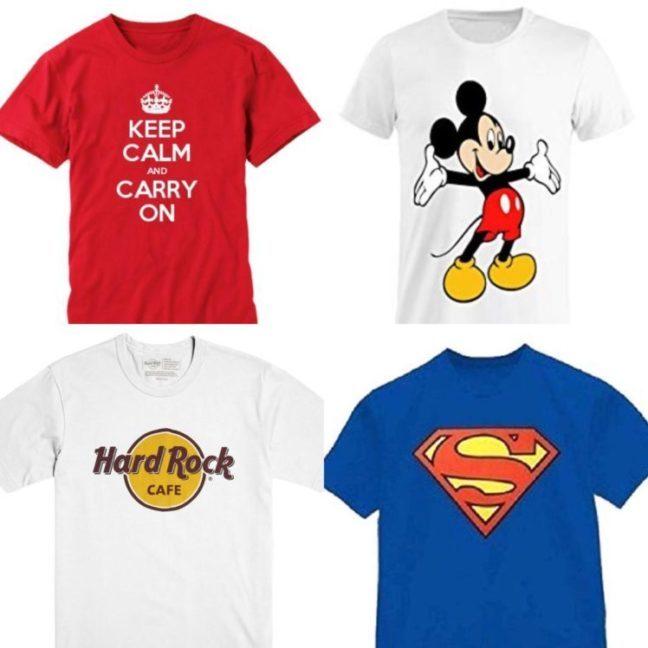 Le 10 t-shirt che hanno fatto la storia